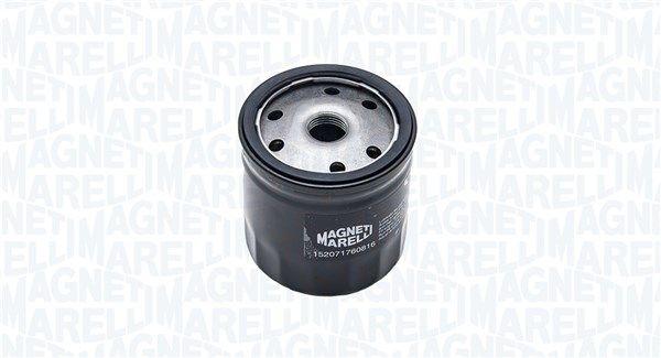 Original OPEL Oil filter 152071760816