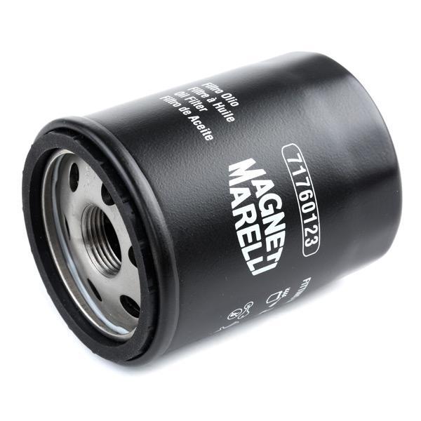 153071760123 Motorölfilter MAGNETI MARELLI 153071760123 - Große Auswahl - stark reduziert