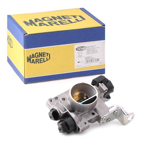 Throttle body MAGNETI MARELLI 802001291204 Reviews