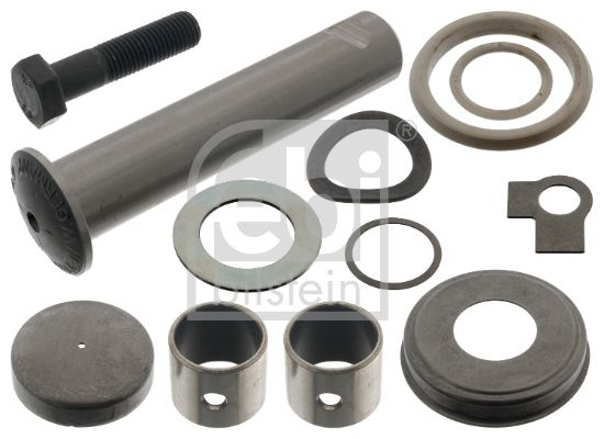 Buy original Bushing, drop arm shaft FEBI BILSTEIN 01633