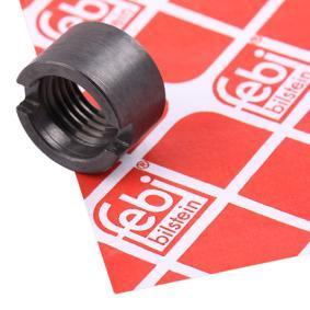 Įsigyti ir pakeisti srieginė įvorė, pakabos statramstis FEBI BILSTEIN 02159