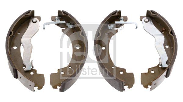 OE Original Bremsklötze für Trommelbremse 02910 FEBI BILSTEIN