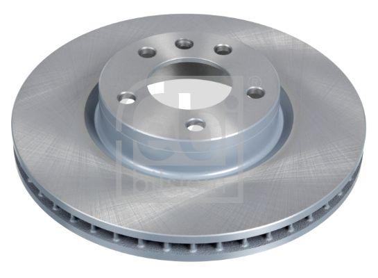 Febi Bilstein 108448 2 pezzi Disco freno a disco anteriore