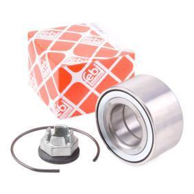 05528 FEBI BILSTEIN Front axle both sides Ø: 72,0mm, Inner Diameter: 37,0mm Wheel Bearing Kit 05528 cheap