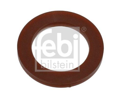FORD CONSUL 1972 Ölablaßschraube Dichtung - Original FEBI BILSTEIN 05597 Dicke/Stärke: 2,0mm, Ø: 22,0mm, Innendurchmesser: 15,0mm