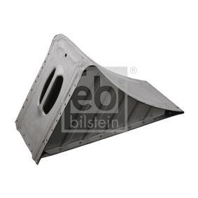 Achat de FEBI BILSTEIN Tôle d'acier, zingué Épaisseur: 230,0mm, Longueur: 470mm, Largeur: 200,0mm Cale de roue 06930 pas chères