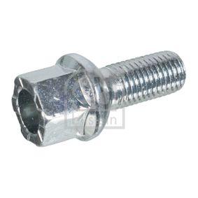 06963 FEBI BILSTEIN SW: 17, Länge: 45,5mm Stahl Radschraube 06963 günstig kaufen