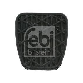 Pedalbelag, Kupplungspedal FEBI BILSTEIN 07532 Pkw-ersatzteile für Autoreparatur