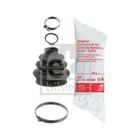 Comprar y reemplazar Juego de fuelle, árbol de transmisión FEBI BILSTEIN 08061