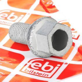 08476 FEBI BILSTEIN SW: 17, Länge: 40mm Stahl Radschraube 08476 günstig kaufen