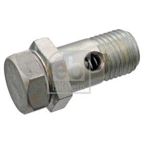 Kraftstoff/örderanlage febi bilstein 10498 Ventil
