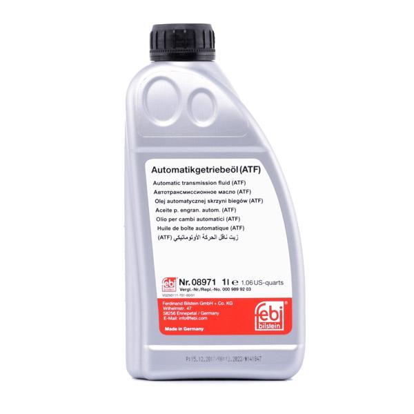 08971 Hydrauliköl FEBI BILSTEIN ZFTEML11 - Große Auswahl - stark reduziert