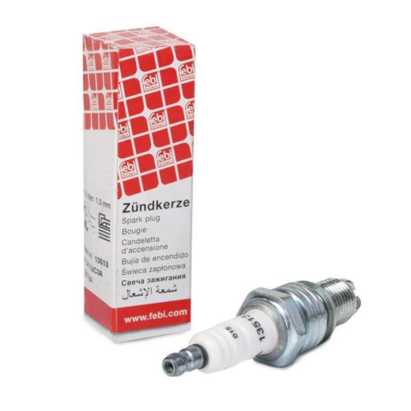 Candele motore benzina 13503 con un ottimo rapporto FEBI BILSTEIN qualità/prezzo