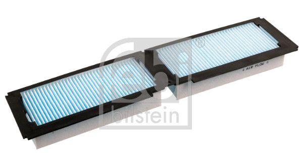 FEBI BILSTEIN Filtr, wentylacja przestrzeni pasażerskiej do IVECO - numer produktu: 15350