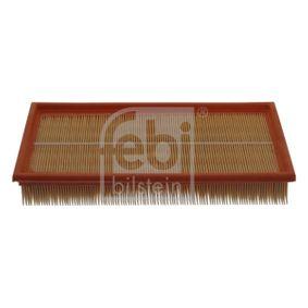 Pirkti 15970 FEBI BILSTEIN filtro įdėklas ilgis: 348mm, plotis: 185,0mm, aukštis: 50mm Oro filtras 15970 nebrangu