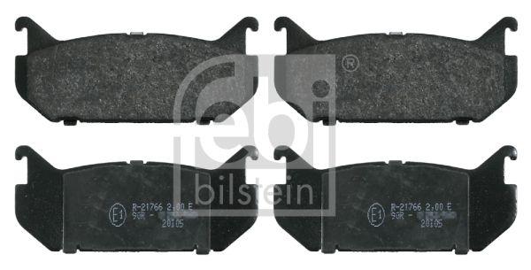 Original FORD USA Bremsbelagsatz 16194