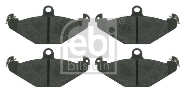 Pieces detachees RENAULT SAFRANE 2021 : Kit de plaquettes de frein, frein à disque FEBI BILSTEIN 16403 Largeur: 58,5mm, Épaisseur 1: 14,8mm - Achetez tout de suite!