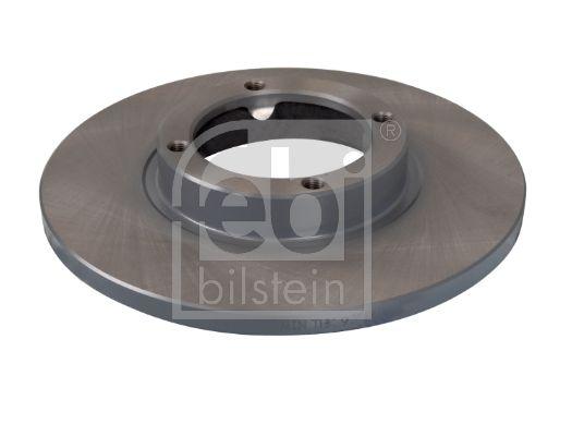 CHEVROLET MATIZ 2020 Scheibenbremsen - Original FEBI BILSTEIN 17509 Ø: 236,0mm, Bremsscheibendicke: 12,5mm
