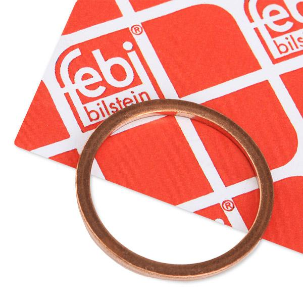 Original Уплътнителен пръстен, пробка за източване на маслото 19422 Фолксваген