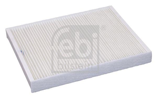 21316 FEBI BILSTEIN Pollenfilter Breite: 218,0mm, Höhe: 32mm, Länge: 278mm Filter, Innenraumluft 21316 günstig kaufen