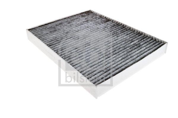 21318 FEBI BILSTEIN Aktivkohlefilter Breite: 219,0mm, Höhe: 30mm, Länge: 272mm Filter, Innenraumluft 21318 günstig kaufen