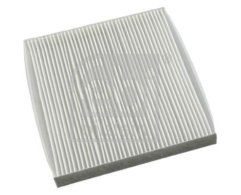 21359 FEBI BILSTEIN Pollenfilter Breite: 196,0mm, Höhe: 23mm, Länge: 216mm Filter, Innenraumluft 21359 günstig kaufen