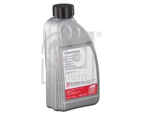 Olio impianto idraulico FEBI BILSTEIN 21647 Recensioni