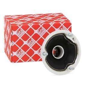 22108 FEBI BILSTEIN Framaxel, båda sidor, med rullager Ø: 128,0mm Fjäderbens-stödlager 22108 köp lågt pris