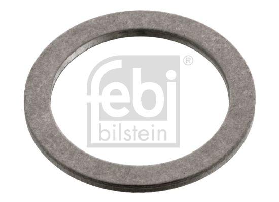 FORD MONDEO 2015 Ölablaßschraube Dichtring - Original FEBI BILSTEIN 22149 Ø: 24,0mm, Innendurchmesser: 18,0mm