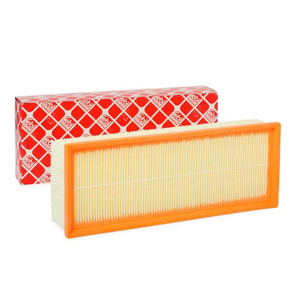 Achetez Filtre à air FEBI BILSTEIN 22552 (Longueur: 344,5mm, Longueur: 344,5mm, Largeur: 135,5mm, Hauteur: 70mm) à un rapport qualité-prix exceptionnel