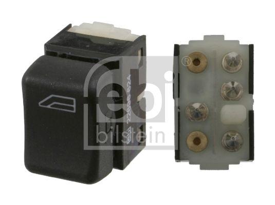FEBI BILSTEIN: Original Elektrische Fensterheber Schalter 22696 (Anschlussanzahl: 4)