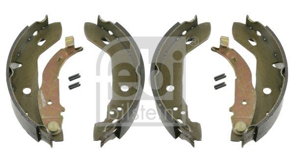 23105 FEBI BILSTEIN Hinterachse Breite: 42,0mm, Ø: 180,0mm Bremsbackensatz, Feststellbremse 23105 günstig kaufen