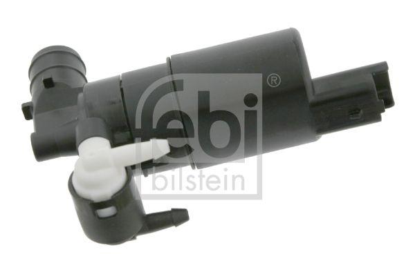 24453 FEBI BILSTEIN 12V Anschlussanzahl: 2 Waschwasserpumpe, Scheibenreinigung 24453 günstig kaufen