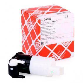 24633 FEBI BILSTEIN 12V, für Scheibenreinigungsanlage Anschlussanzahl: 2 Waschwasserpumpe, Scheibenreinigung 24633 günstig kaufen