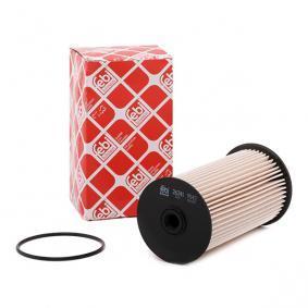 Pirkti 26341 FEBI BILSTEIN filtro įdėklas, su sandarikliu aukštis: 135mm Kuro filtras 26341 nebrangu