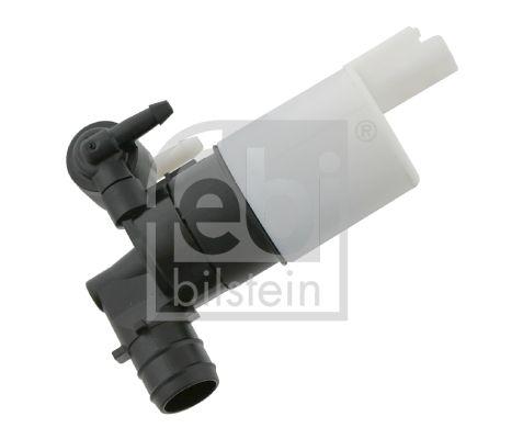26471 FEBI BILSTEIN 12V Anschlussanzahl: 2 Waschwasserpumpe, Scheibenreinigung 26471 günstig kaufen