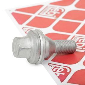 26590 FEBI BILSTEIN SW: 17, Länge: 59,5mm Stahl Radschraube 26590 günstig kaufen