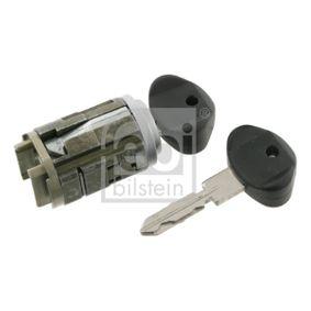 TRUCKTEC AUTOMOTIVE Schließzylinder Zündschloss 02.37.031 für MERCEDES-BENZ