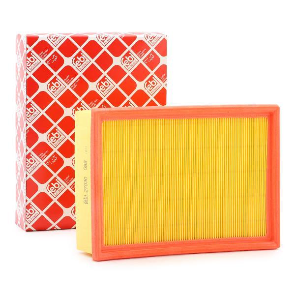 Zracni filter 27030 z izjemnim razmerjem med FEBI BILSTEIN ceno in zmogljivostjo