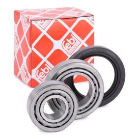 Radlagersatz für Radaufhängung Vorderachse MEYLE 014 033 0062
