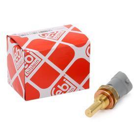 28381 FEBI BILSTEIN grau, mit Dichtring SW: 19, Anschlussanzahl: 2 Sensor, Kühlmitteltemperatur 28381 günstig kaufen
