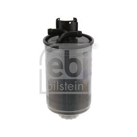 30371 FEBI BILSTEIN Leitungsfilter, mit Wasserabscheider Höhe: 153mm Kraftstofffilter 30371 günstig kaufen