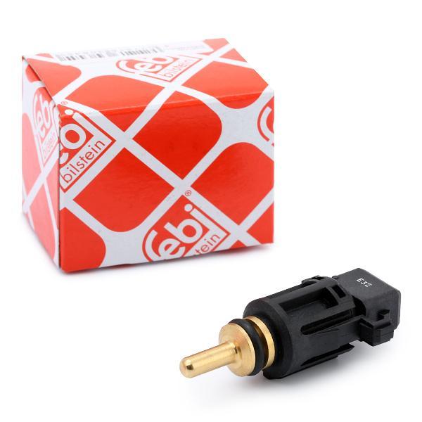 30645 FEBI BILSTEIN schwarz, mit Dichtring Anschlussanzahl: 2 Sensor, Kühlmitteltemperatur 30645 günstig kaufen