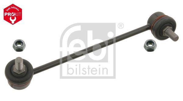 31108 FEBI BILSTEIN framaxel höger, febi Plus, med mutter L: 219mm Länk, krängningshämmare 31108 köp lågt pris
