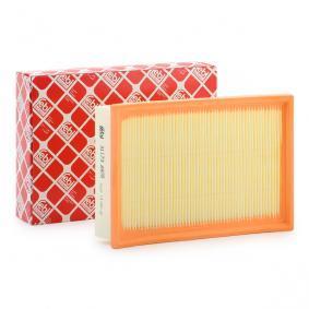Kupi 31173 FEBI BILSTEIN Vlozek filtra Dolzina: 243mm, Sirina: 170,0mm, Visina: 47,22mm Zracni filter 31173 poceni