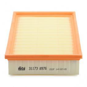 31173 Zracni filter FEBI BILSTEIN - Znižane cene