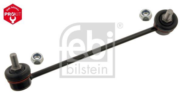 31192 FEBI BILSTEIN framaxel höger, febi Plus, med mutter L: 240mm Länk, krängningshämmare 31192 köp lågt pris