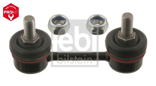 31193 FEBI BILSTEIN Framaxel, båda sidor, febi Plus, med mutter L: 85mm Länk, krängningshämmare 31193 köp lågt pris