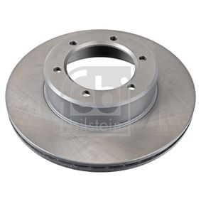 Brake Disc 31553 for VW TARO at a discount — buy now!