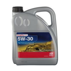 VW50700 FEBI BILSTEIN Longlife Plus 5W-30, 5l Motoröl 32947 kaufen